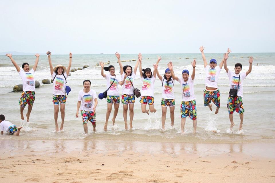 FNB-er Du lịch hè Thái Lan