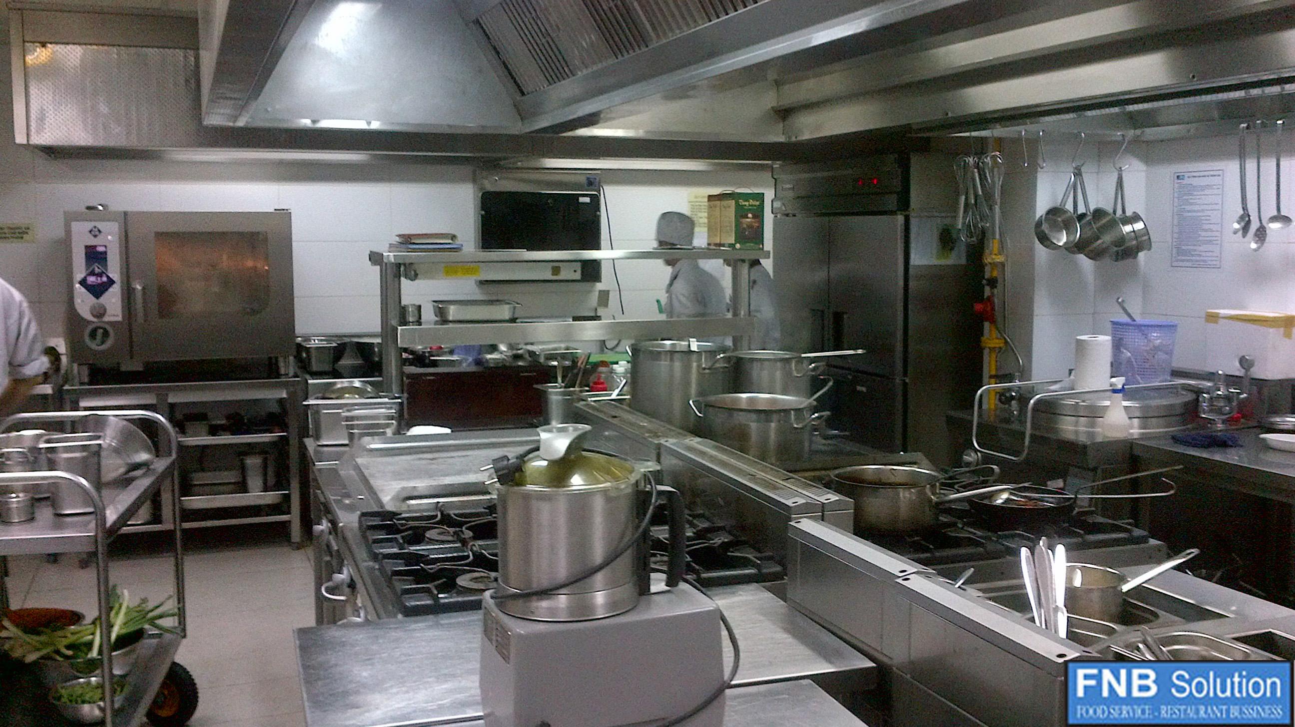 Tư vấn lựa chọn nhà cung cấp tủ nấu cơm công nghiệp tốt nhất cho nhà hàng khách sạn