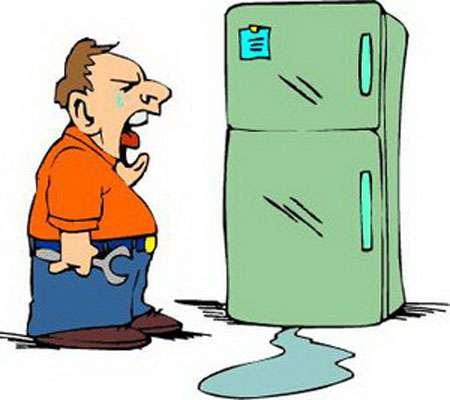 Tổng hợp một số lỗi thường gặp ở tủ lạnh bạn nên biết