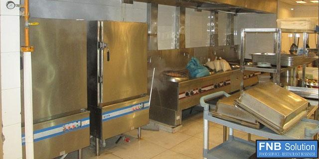 Tủ nấu cơm mang đến những suất cơm ngon tại bệnh viện Vinmec