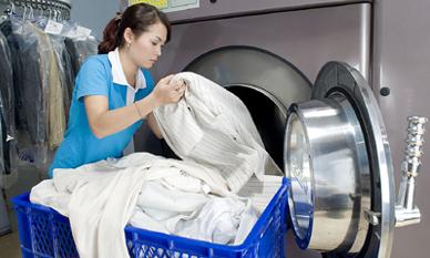 Mách bạn cách sử dụng máy giặt công nghiệp hiệu quả