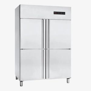 Tủ đông lạnh 4 cánh inox